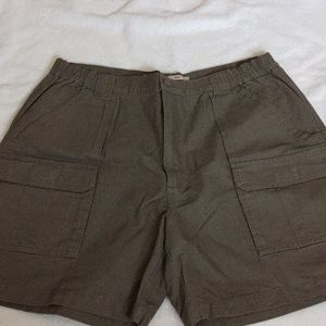 Savane men's cargo shorts NW/O tags